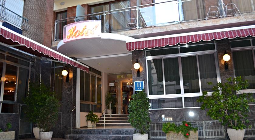 Hoteles baratos en benidorm desde 18 for Hoteles familiares en benidorm